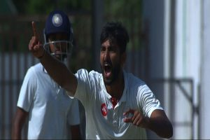 Ranji semifinals: Chintan Gaja's all-round show helps Gujarat make comeback