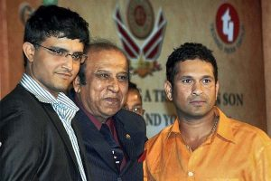 PK Banerjee had great influence on my career: Sourav Ganguly