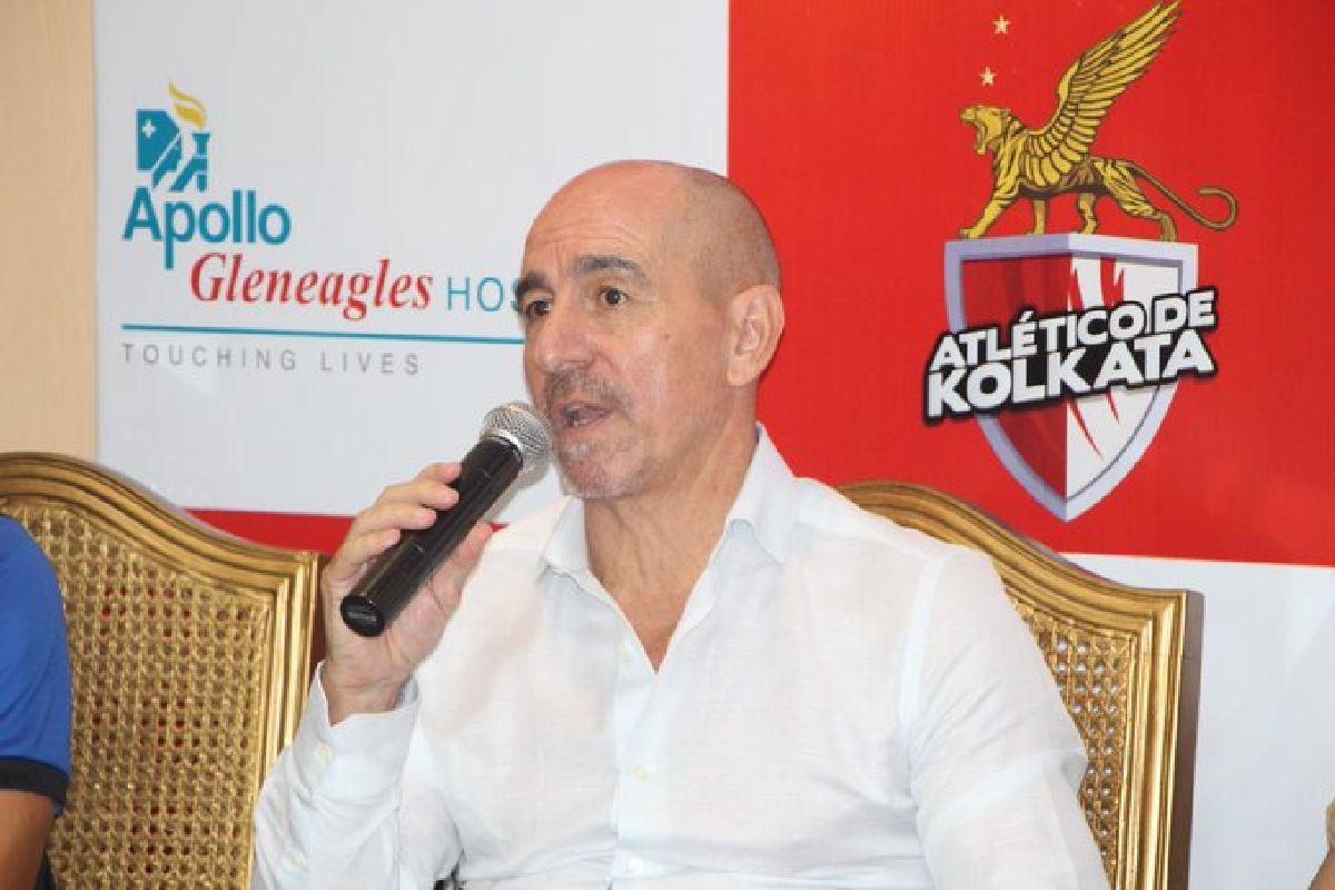Antonio Habas, ATK, ISL, Indian Super League, I-League