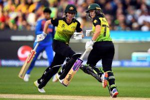 Women's T20 World Cup Final: Alyssa Healy, Beth Mooney help Australia set daunting target of 185
