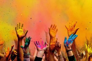 How Holi is celebrated across India?