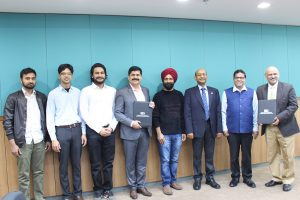 IIIT-Delhi, Wish Foundation signs MoU to improve primary healthcare using AI and Data Science