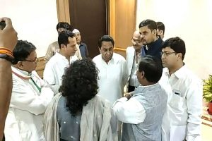 No floor test for Kamal Nath govt today amid face-off with Guv; MP House adjourned till Mar 26