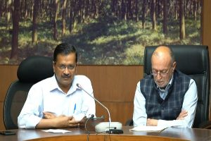 'Don't panic': Kejriwal assures Delhi over essential services, announces COVID-19 helpline number