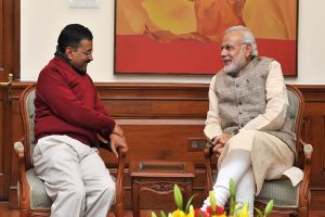 Arvind Kejriwal meets PM Modi, discusses Delhi violence, Coronavirus preparations