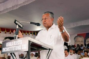 Kerala CM directs Excise dept to provide liquor to those with doctor's prescription after surge in suicides
