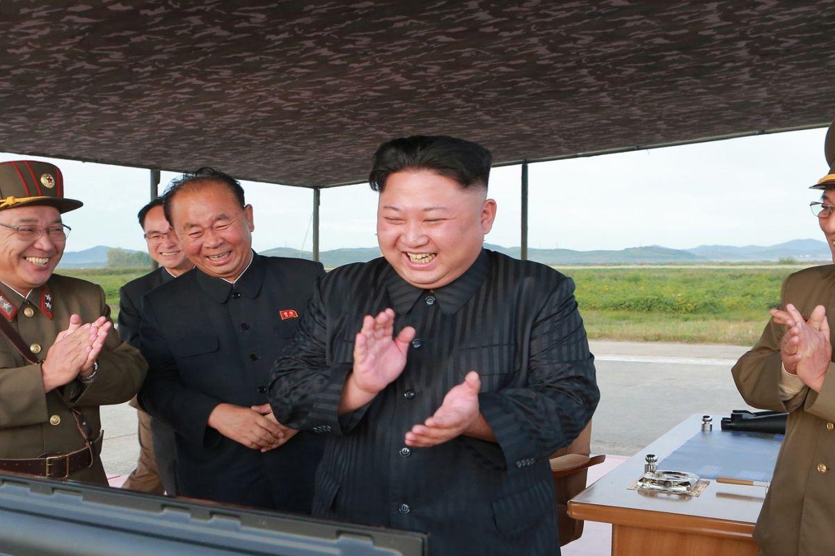 Ill-timed bang, North Korea, Kim Jong-un, South Korea