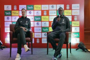 Jason McAteer, Emile Heskey looking forward to LFC World roadshow in India