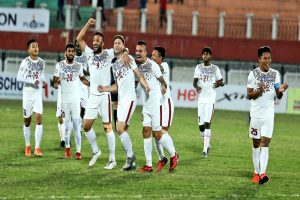 I-League 2019-20: Mohun Bagan inch closer to title with 3-1 win over TRAU