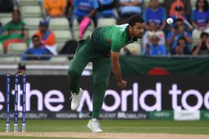 Mashrafe Mortaza bows out as Bangladesh ODI skipper