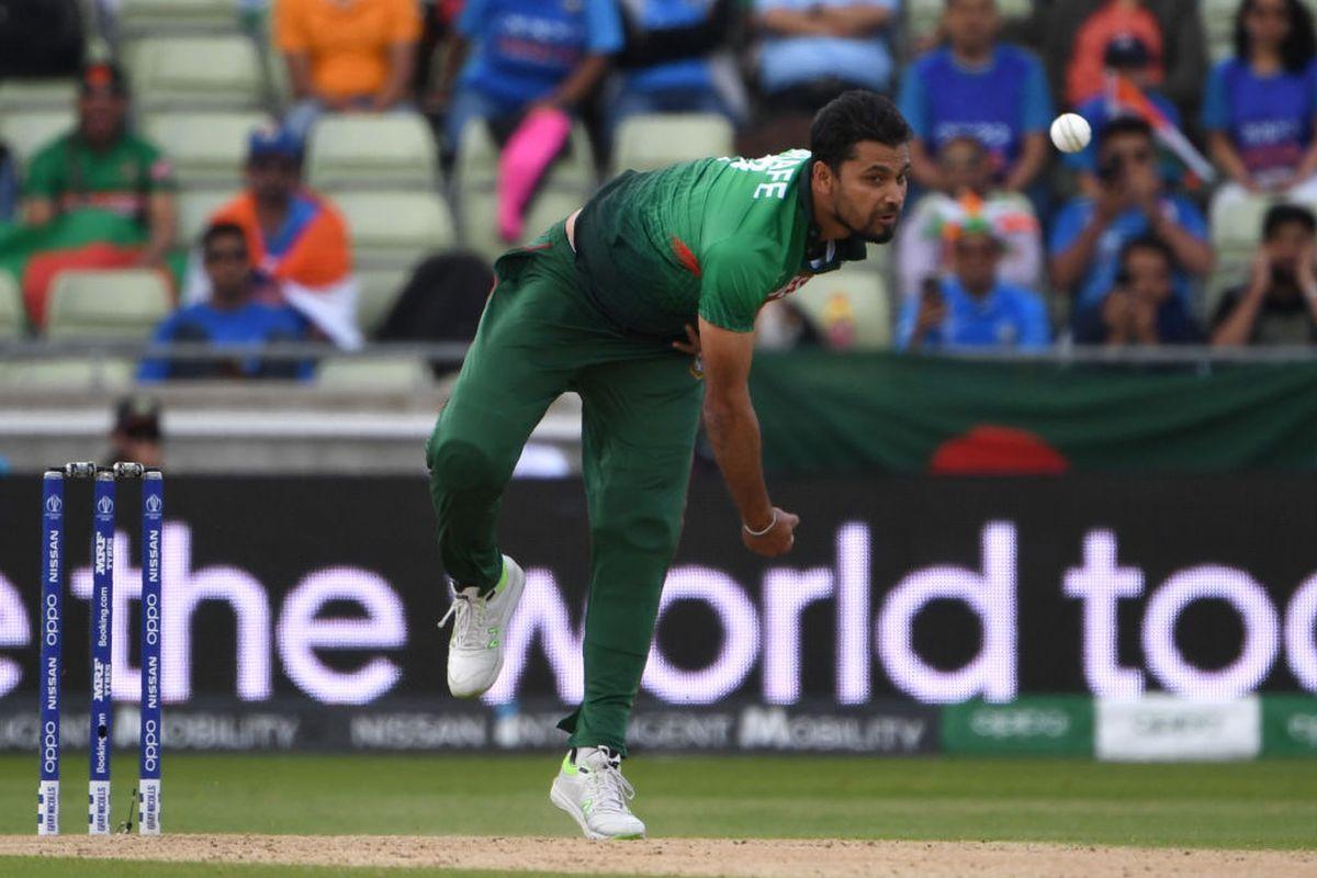 Mashrafe Mortaza to Step Down as Bangladesh Captain After Zimbabwe ODIs