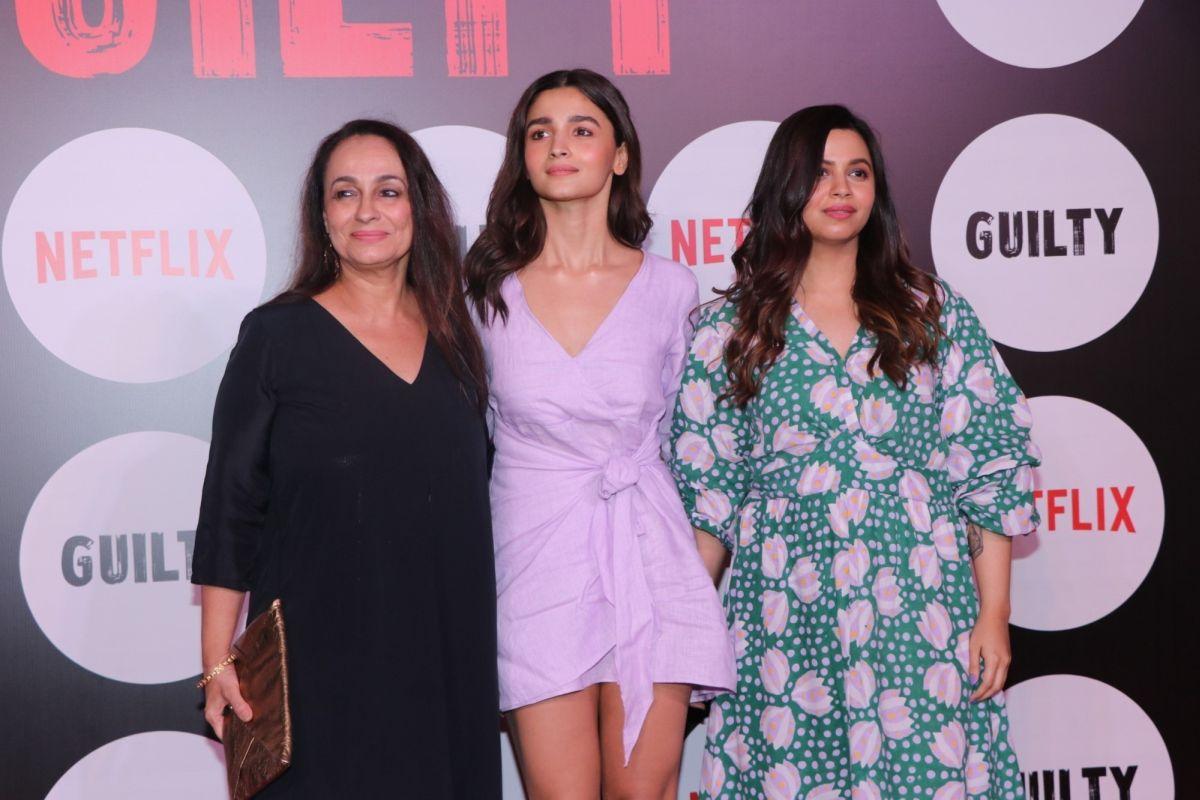 Guilty, Kiara Advani, Gurfateh Singh Pirzada, Akansha Ranjan Kapoor, Alia Bhatt