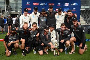 ICC World Test Championship table as it stands after India's loss to New Zealand