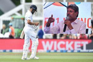 Virat Kohli's eyes and reflexes have slowed down: Kapil Dev