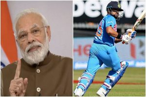 COVID-19: PM Modi lauds Suresh Raina for donating to relief fund