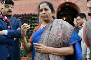 'Your money is safe': Nirmala Sitharaman assures crisis-hit YES Bank depositors