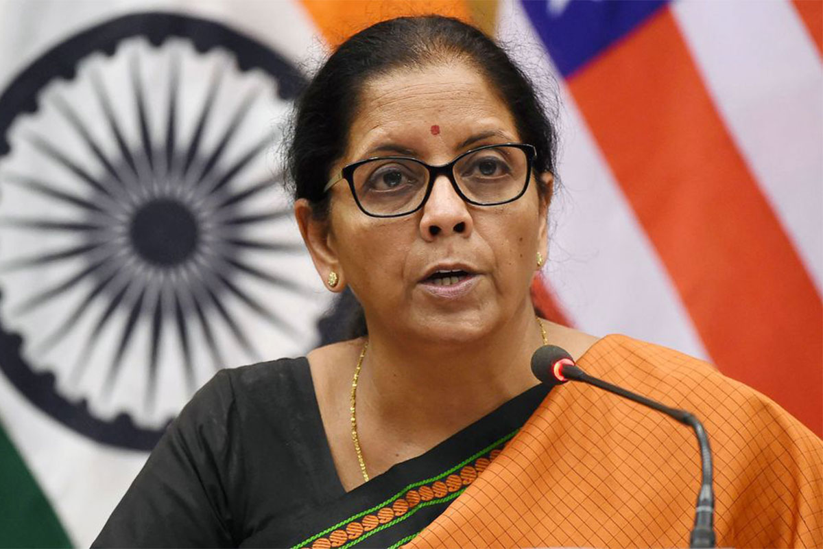 FM Sitharaman hints big stimulus package for India Inc soon