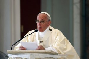 Pope Francis tests negative for Coronavirus after falling ill