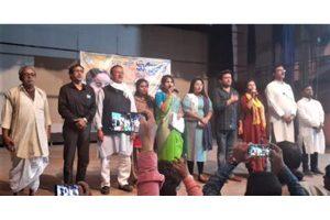 TMC leaders appreciate media at BGM event