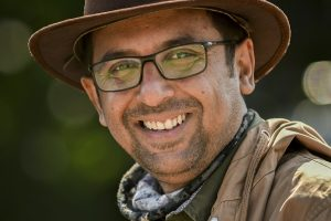 Bhasmang Mehta is an industrialist turned wildlife photographer whose pictures are widely admired