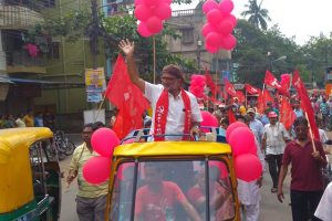 Left, Congress finalise Bikash for RS poll