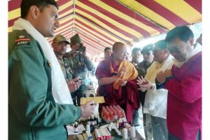 Dirang Valley celebrates Losar Festival closely with Indian Army
