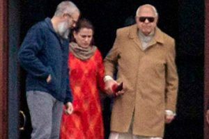 Farooq Abdullah emotionally hugs son Omar as both meet in jail after 7 months