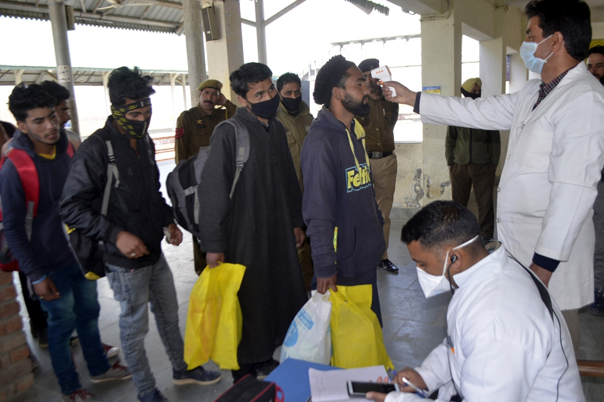 Farooq Abdullah, Jitendra Singh, COVID-19, Jammu, National Conference, Coronavirus, Jammu and Kashmir, Srinagar, Kashmir, Narendra Modi, Janata Curfew, Ladakh