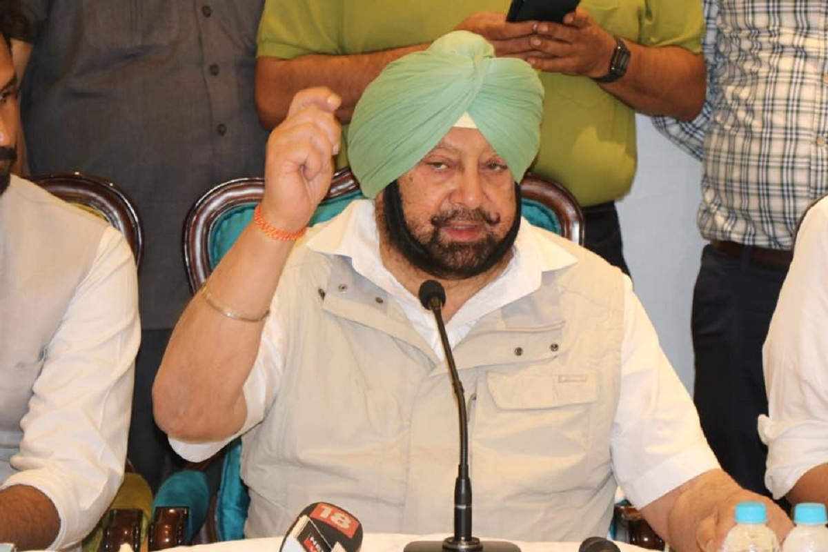 Forced to impose curfew in larger interest of state and its people : Punjab CM