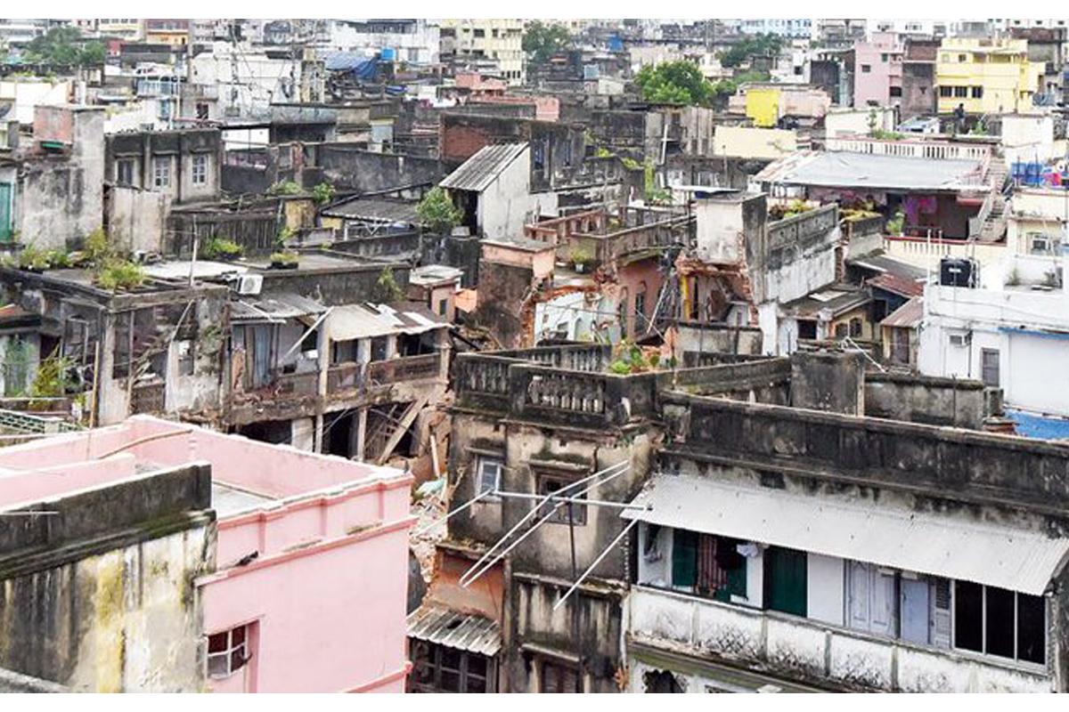 Gour Dey Lane, Kolkata Metro, Bow Bazar, Kolkata, Bengal, West Bengal