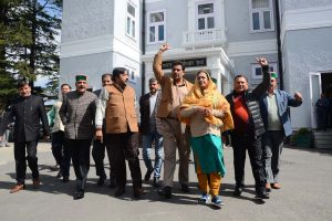 Heated arguments over 'article 370 and Kashmir' in HP Assembly