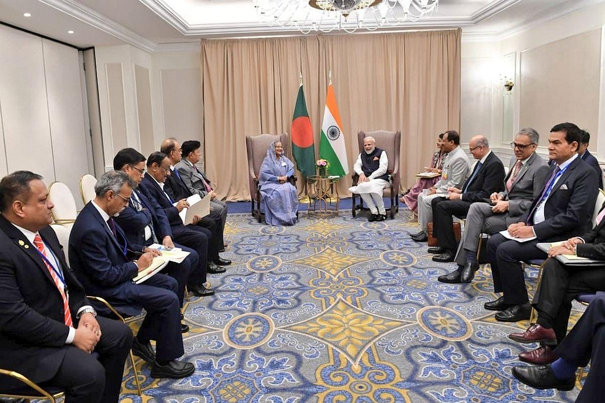 Dhaka, CAA, NRC, India, Bangladesh, Narendra Modi, Sheikh Hasina, Bangabandhu, Sheikh Mujibur Rahman, Delhi, Agartala, Akhaura, Daikhowa