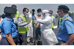 COVID-19: Indian Navy sets up Quarantine camp to tackle spread