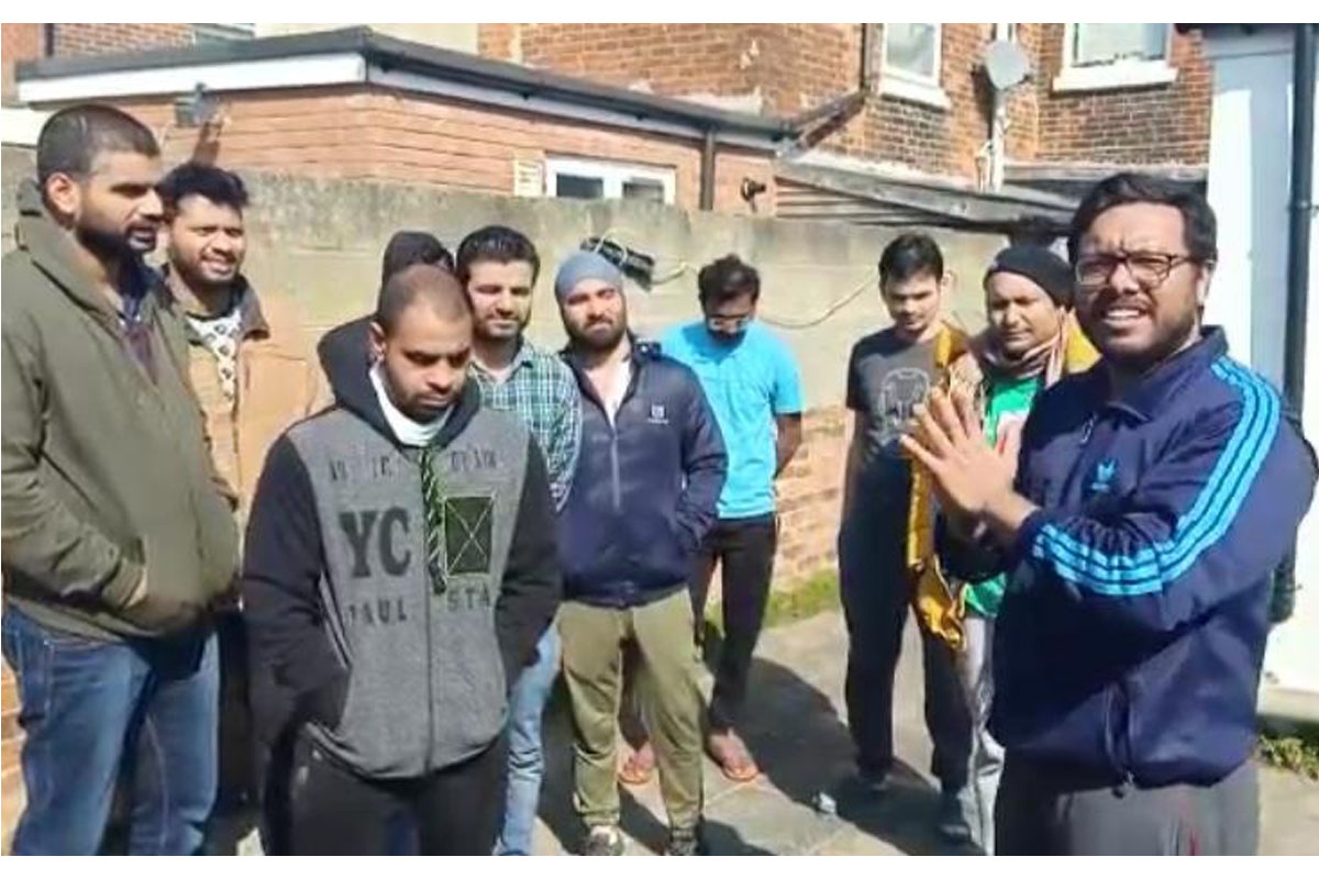 Legion of Indian students stranded in UK requests for evacuation at earliest