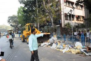 KMC polls in April: Civic body gives out jute bags