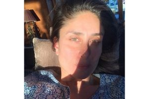 Kareena Kapoor Khan shares her 'sun kissed' photograph
