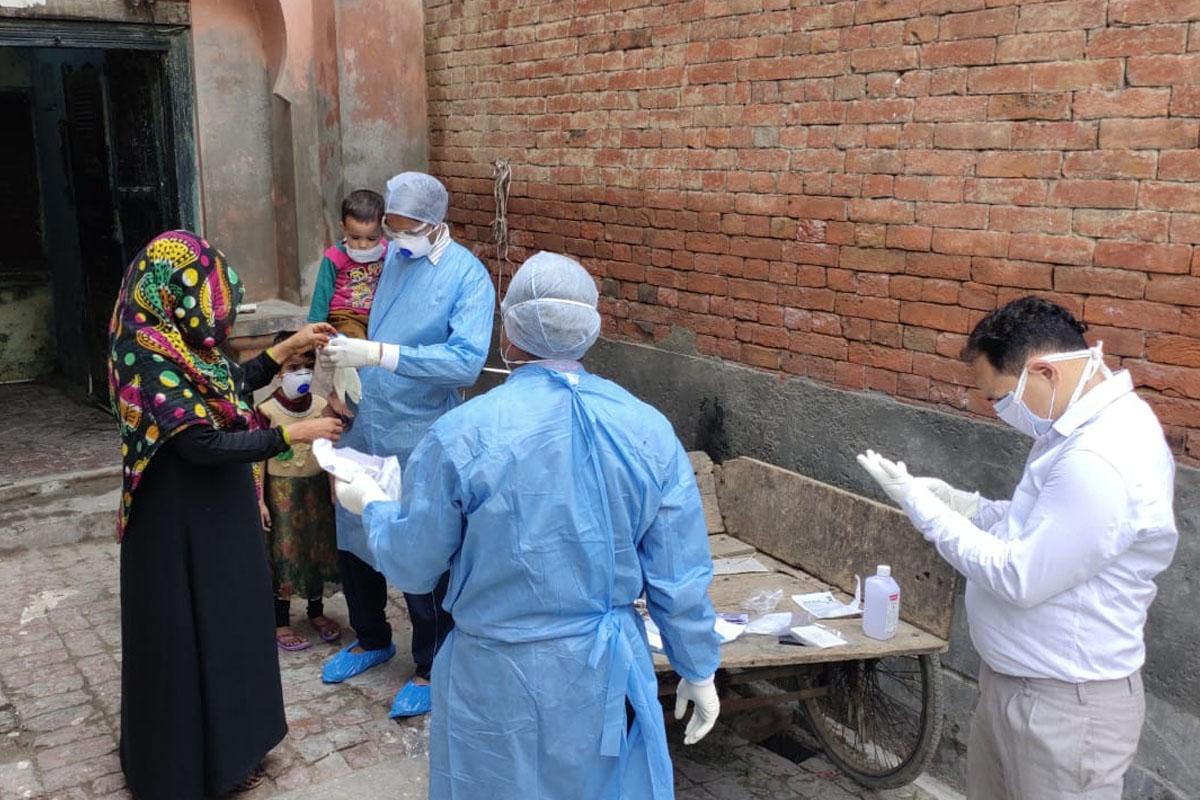 Coronavirus, Shamli, Meerut, Covid 19, Kairana, Dubai, Coronavirus, Lucknow