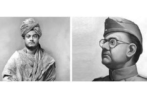 Netaji and Swamiji