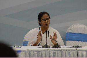 Maintain social distancing: Mamata before PM's address