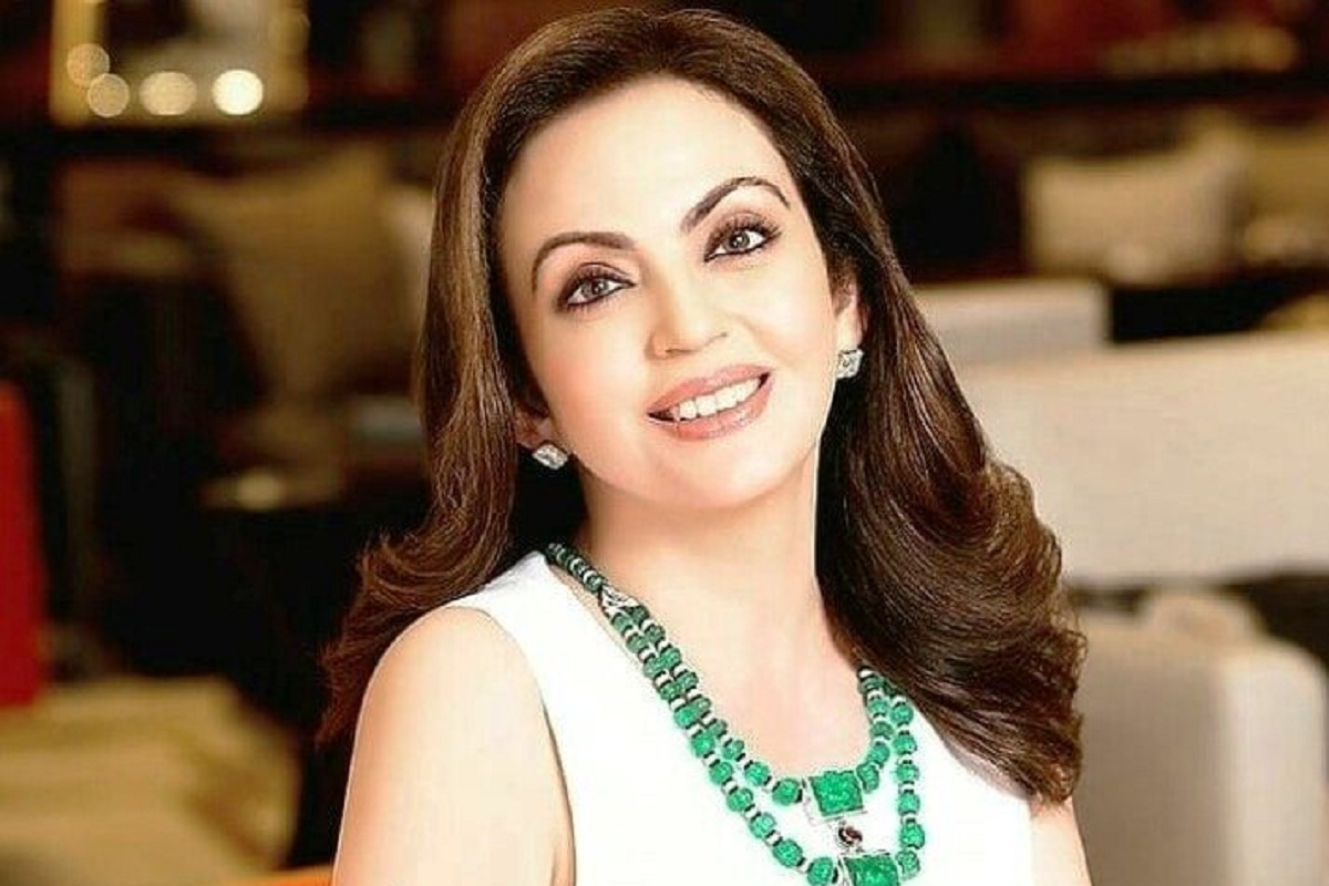 Mumbai Indians hail Nita Ambani's recognition among top ...