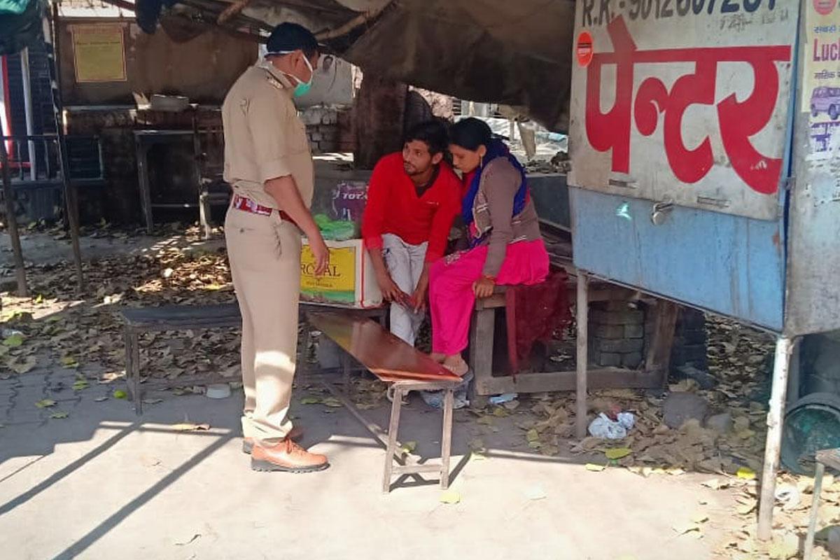lockdown, Meerut, Saharanpur, Amargarh, Syana, Bulandshahr, Coronavirus, Nauchandi