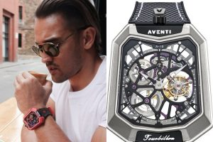 Aventi claim to have produced world's most complicated sapphire crystal case