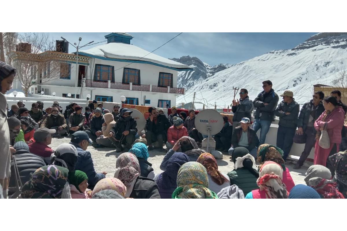 Coronavirus, Shimla, Kaza, Spiti, Himachal Pradesh, Himachal