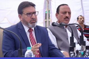 Renaming landmarks exposes UT govt's priorities: Bukhari