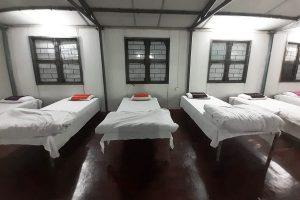 Four doctors quarantined in Bankura