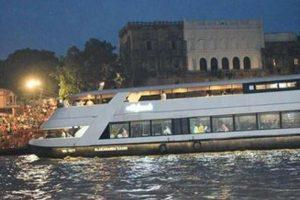 Cruise service from Kolkata to Kachuberia next week