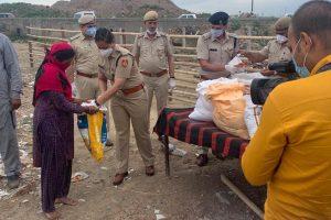 Delhi Police DCPVijayanta Goyal Arya, her team adopt 250 families to help during complete lockdown