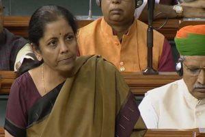Pandemonium in Lok Sabha forces adjournment