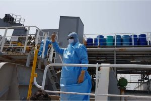 Coronavirus suspect at Paradip port