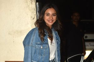 Rakul Preet Singh 'can't wait to get back on set'